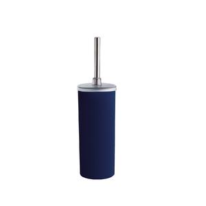 Escova Sanitaria Plástico Redonda Gota Azul Martiplast