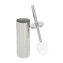 Escova Sanitária Prata em Metal Osaka Sensea
