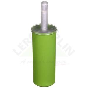 Escova Sanitária sem Suporte Verde Plástico Banhar Martiplast