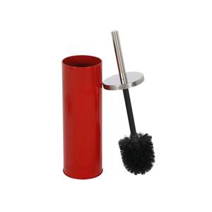 Escova Sanitária Vermelha em Metal Happy Sensea