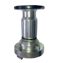 """Esguicho para Combate a Incêndio Regulável 1.1/2"""" Aluminio STOC"""