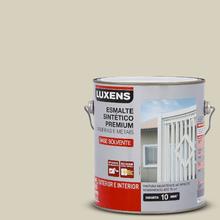 Esmalte Sintético Acetinado Branco Gelo 3,6L Luxens