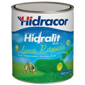 Esmalte Sintético Hidralit Eco Marfim 900ml Hidracor