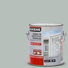 Esmalte Sintético Acetinado Platina 3,6L Luxens