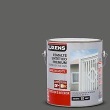Esmalte Sintético Brilhante Cinza Escuro 3,6L Luxens