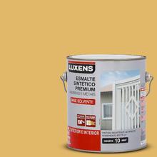 Esmalte Sintético Brilhante Creme 3,6L Luxens