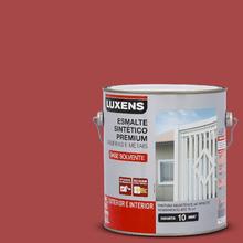 Esmalte Sintético Brilhante Vermelho 3,6L Luxens
