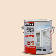 Esmalte Sintético Fosco Branco 3,6L Luxens