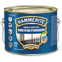 Esmalte Sintético Hammerite Brilhante Verde 2,4L