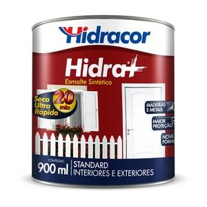 Esmalte sint tico hidra fosco branco 900ml hidracor for Leroy merlin prato sintetico