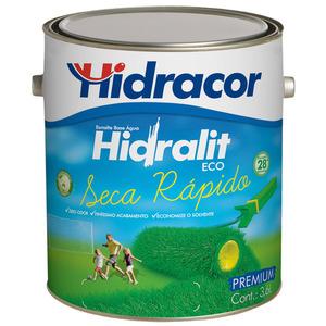 Esmalte Sintético Hidralit Eco Azul Del Rey 3,6L Hidracor