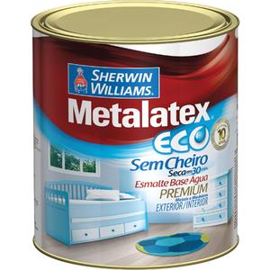 Esmalte Sintético Metalatex Eco Esmalte Brilhante Tabaco 900ml