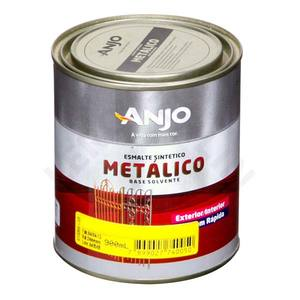 Esmalte Sintético Metálico Plus Brilhante Marrom Avelã 900ml