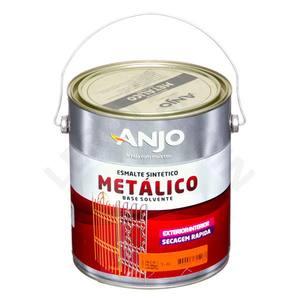 Esmalte Sintético Metálico Plus Brilhante Marrom Bronze 3,6L