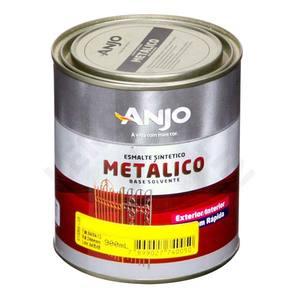 Esmalte Sintético Metálico Plus Brilhante Marrom Bronze 900ml
