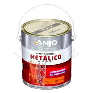 Esmalte Sintético Metálico Plus Brilhante Ouro Antigo 3,6L
