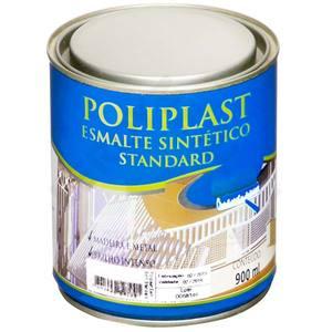 Esmalte Sintético Poliplast Standard Brilhante Verde Folha 900ml