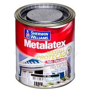 Esmalte Sintético Premium Sherwin Williams Metalatex Esmalte Solvente Brilhante 0,9L
