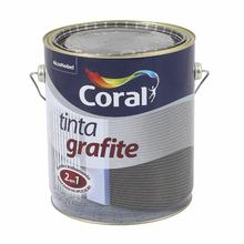 Esmalte Sintético Tinta Grafite Fosco Grafite Escuro 3,6L