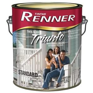 Esmalte Sintético Triunfo Tabaco Brilhante Renner 3,6L