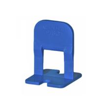 Espaçador Nivelador Plástico 1mm Deplasti