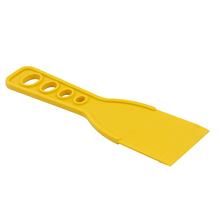 Espátula de Plástico Lisa 60mm Momfort