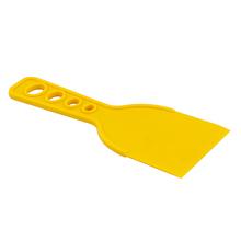 Espátula de Plástico Lisa 80mm Momfort