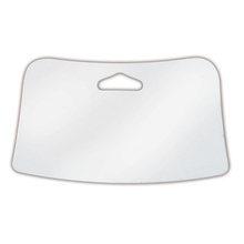 Espátula Plástica para Papel de Parede 73x135mm Dexter