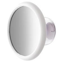 Espelheira ABS Branco 13cm Crysbell