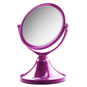 Espelheira ABS Lilás 13cm Crysbell