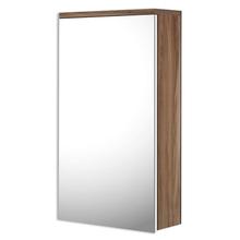 Espelheira de Banheiro Fly 60x43x13cm Nogal Fabribam