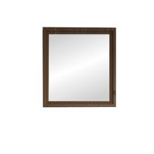 Espelheira de Banheiro sem Luminária Garapa 85x80x3,2cm Tendence P&C Artemobili