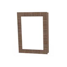 Espelheira de Banheiro sem Luminária Garapa Bianco 85x65x18cm Inova P&C Artemobili