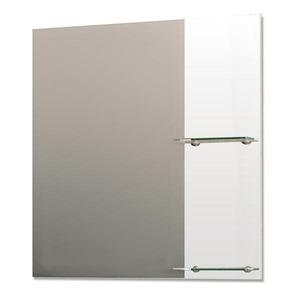 Espelheira de Banheiro Garden/Axia MDF BP Branco