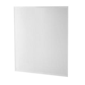 Espelheira de Banheiro sem Luminária Incolor 73x60 Sglass Scalline