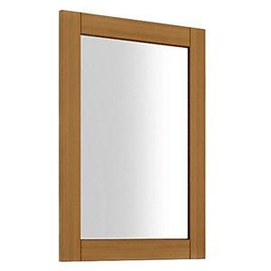 Espelheira de Banheiro Madeira 70x50x2cm Mão&Formão