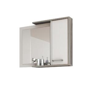 Espelheira de Banheiro Sem Luminária Noce 60x78cm Mezzaroba