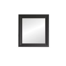 Espelheira de Banheiro sem Luminária Preto 85x80x3,2cm Reviver Classe P&C Artemobili