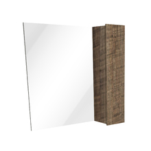 Espelheira de Banheiro Rennes 55x60cm Antique Wood Venturi