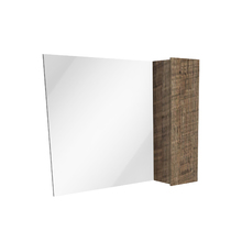 Espelheira de Banheiro Rennes 55x80cm Antique Wood Venturi