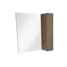 Espelheira de Banheiro Sisco 55x60cm Antique Wood Venturi