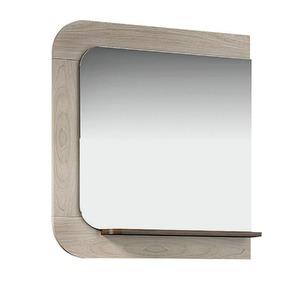 Espelheira de Banheiro Sem Luminária Tirol/Ameixa 65x75cm Mezzaroba