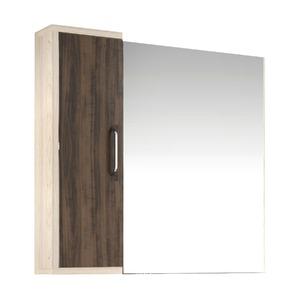 Espelheira de Banheiro Sem Luminária Tirol/Ameixa 75x120cm Mezzaroba