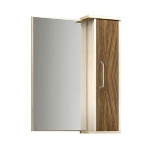 Espelheira de Banheiro Sem Luminária Tirol/Ameixa 75x55cm Mezzaroba