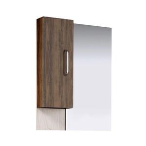 Espelheira de Banheiro Sem Luminária Tirol/Ameixa 75x65cm Mezzaroba