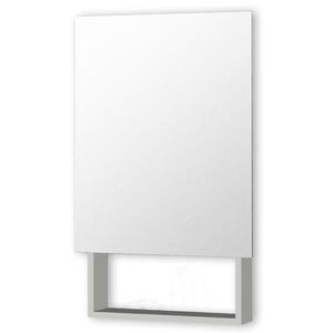 Espelheira de Banheiro Trend MDF BP Branco