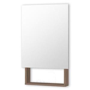 Espelheira de Banheiro Trend MDF BP Noce