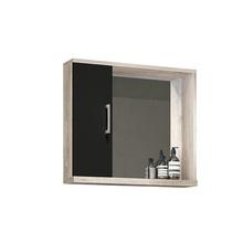 Espelheira para Banheiro Brunelo 53x60x13cm Sobrepor Astral Design