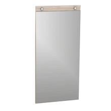 Espelheira para Banheiro Capri   90x45x2cm Mezzo blanco  Darabas Agardi