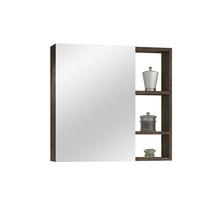 Espelheira para Banheiro Santorini 60  57x60x13,5cm Corten AstralDesign